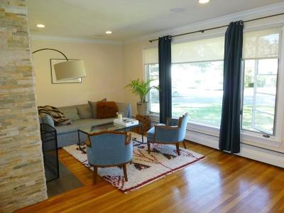 Stoneham Single Family Home Under Agreement: 25 Bow Street