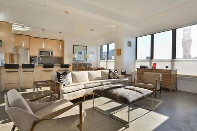 Condo/Townhouse Extended: 40 Fay St #603
