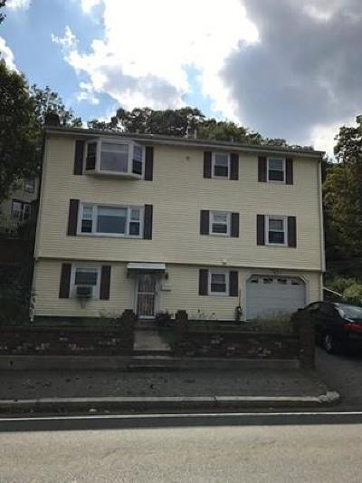 Melrose Single Family Home For Sale: 116 Washington