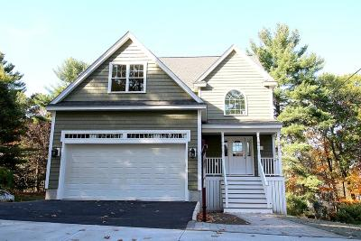 Reading Single Family Home For Sale: 28 Thorndike Street