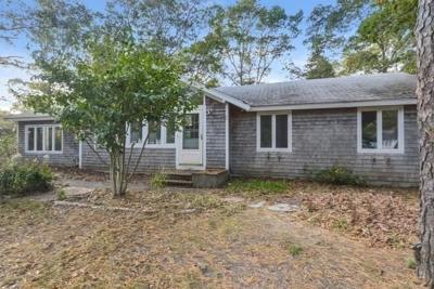 Falmouth Single Family Home Under Agreement: 8 Fordham Rd