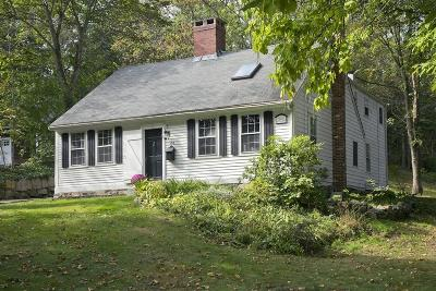 Hingham Single Family Home For Sale: 303 North Street