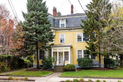 Newton Condo/Townhouse For Sale: 120 Church Street #2