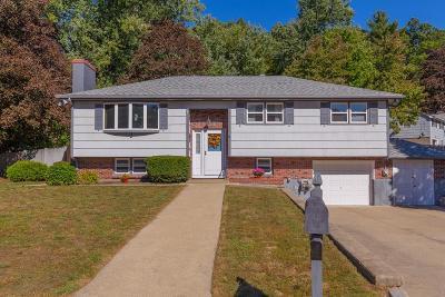 Burlington Single Family Home For Sale: 17 Evergreen Ave