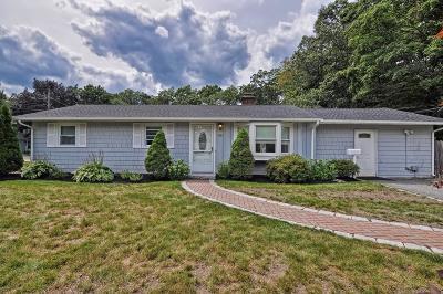 Framingham Single Family Home For Sale: 46 Leigh Street