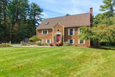 Bridgewater Single Family Home Contingent: 160 Comfort St