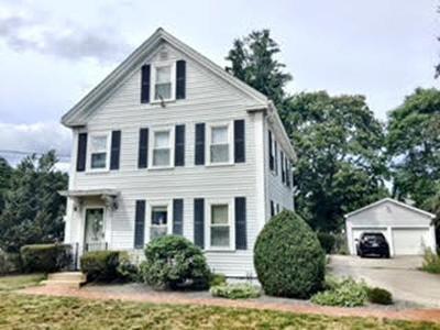 Kingston Single Family Home For Sale: 283 Main St