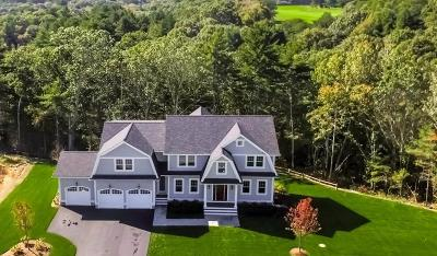 Duxbury Single Family Home For Sale: Lot 15 McLean's Way