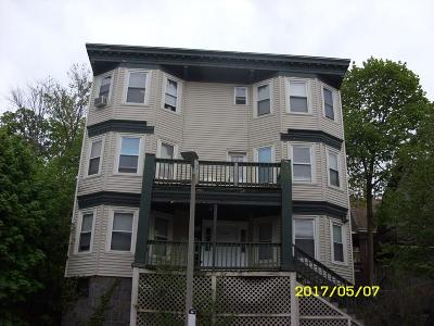 MA-Suffolk County Multi Family Home For Sale: 137 Geneva