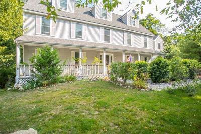 Falmouth Single Family Home For Sale: 19 Charles Ln