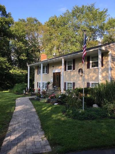 Canton Single Family Home For Sale: 23 Greenwood Rd