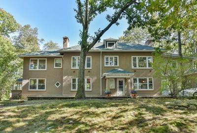 Dedham Single Family Home For Sale: 22 Booth Rd