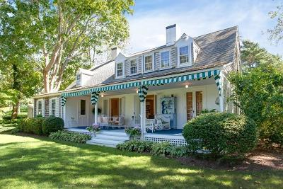 MA-Barnstable County Single Family Home For Sale: 18 Woodriff Ln