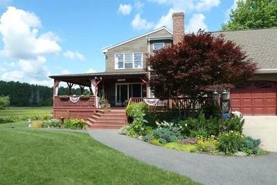 Middleboro Single Family Home For Sale: 43 Fuller St.