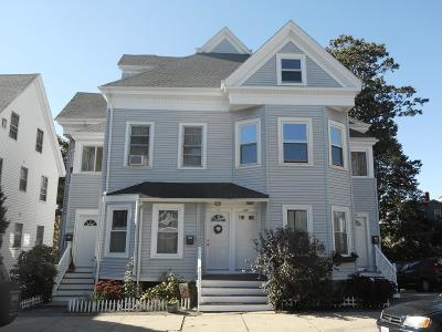 Beverly Condo/Townhouse For Sale: 17.5 Atlantic Avenue #17 H