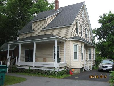 Lowell Single Family Home For Sale: 21 Norcross St.