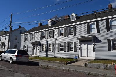 Lowell Multi Family Home Under Agreement: 21 Prince Ave.