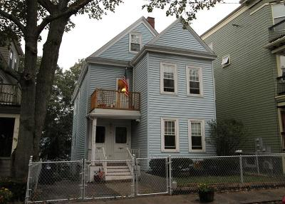 MA-Suffolk County Multi Family Home For Sale: 15 Dawes St