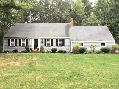 Duxbury Single Family Home For Sale: 18 Old Coach Way