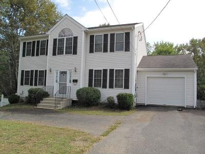 Randolph Single Family Home For Sale: 469 North Street