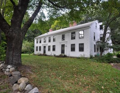 Concord Single Family Home For Sale: 612 Barretts Mill Road