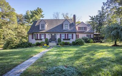 Taunton Single Family Home For Sale: 15 Bettsy Rd
