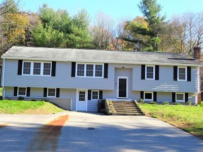 Hanson Single Family Home For Sale: 54 Gorwin Drive