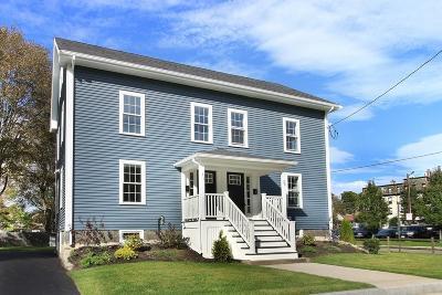 Melrose Single Family Home Under Agreement: 31 Cedar Park #31