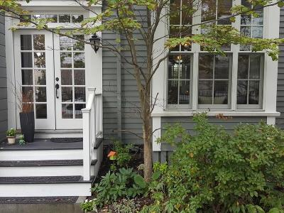 Cambridge Single Family Home For Sale: 23 Perry St
