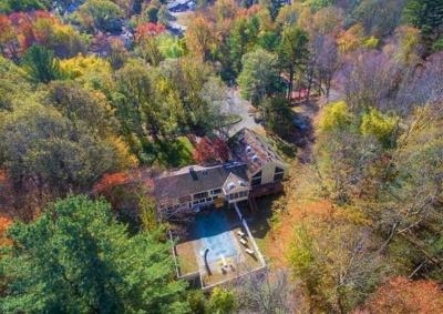 Holliston Single Family Home For Sale: 270 Central Street