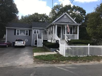 Braintree Single Family Home For Sale: 25 Newport Ave