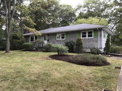 Abington Single Family Home For Sale: 100 Green St