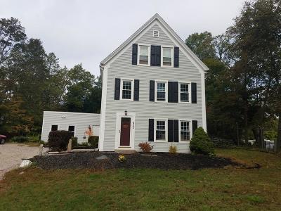 East Bridgewater Single Family Home For Sale: 833 Bedford Street