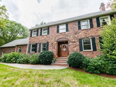 Milton Single Family Home For Sale: 40 Crestview