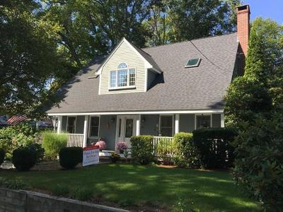Wayland Single Family Home For Sale: 33 Lake Shore Drive