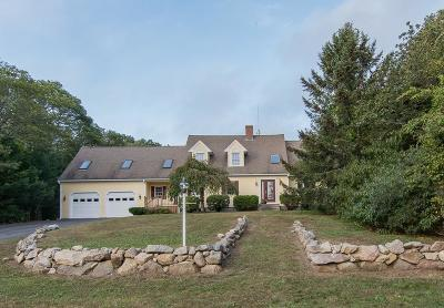 Bourne Single Family Home Extended: 27 Old Dam Rd
