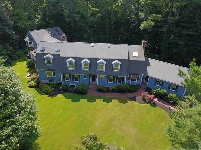Medfield Single Family Home For Sale: 23 Dover Farm Road