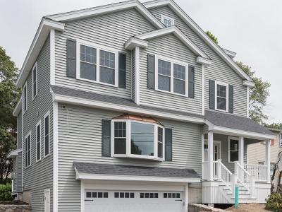 Arlington MA Single Family Home For Sale: $1,359,000