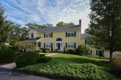 Canton Single Family Home For Sale: 23 Wisteria Way