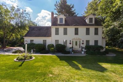 Holliston Single Family Home Price Changed: 9 Rolling Meadow Dr.