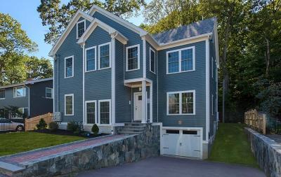 Brookline Multi Family Home Price Changed: 133 Chestnut Street