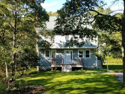 Falmouth Single Family Home For Sale: 132 Sam Turner Road