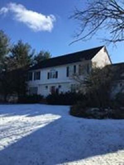 Andover Single Family Home Under Agreement: 1 Haskell Rd