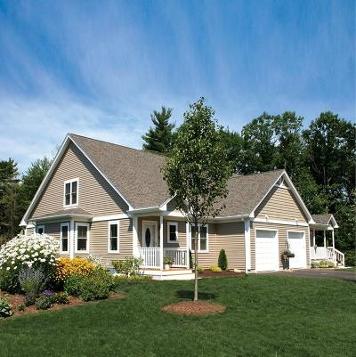 Auburn Condo/Townhouse Under Agreement: 26 Whitman Bailey Drive #01