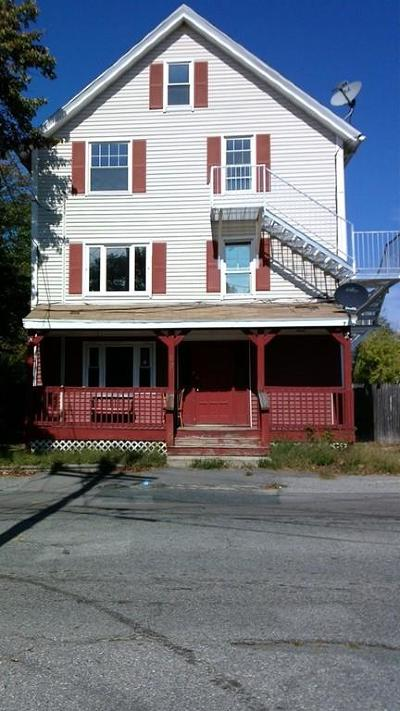Attleboro Rental For Rent: 69 West Carpenter #2