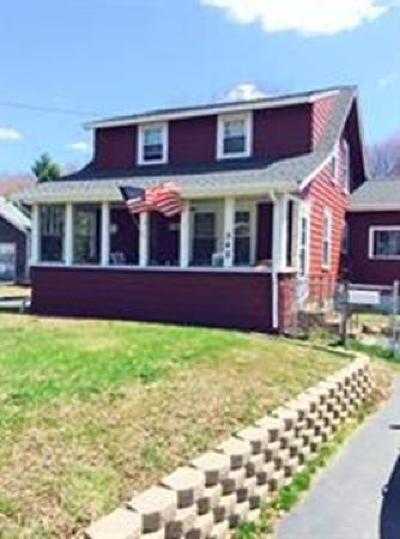 East Bridgewater Single Family Home For Sale: 542 Bedford St