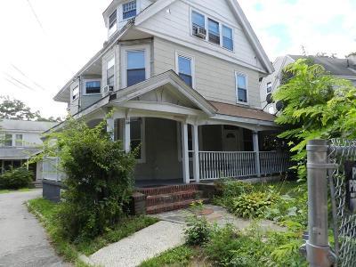 Multi Family Home Back On Market: 66-66r Stanley St
