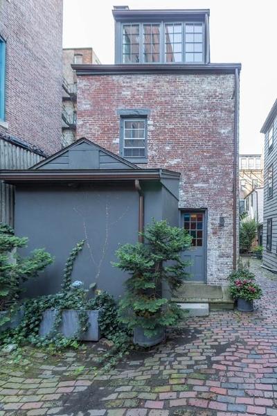 Condo/Townhouse For Sale: 36 Joy Court #36 1/2