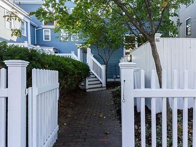 Cambridge MA Single Family Home For Sale: $1,863,000