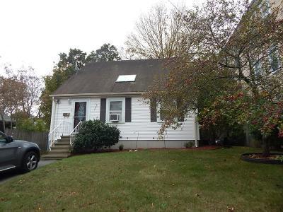 Brockton Single Family Home New: 220 Winthrop St